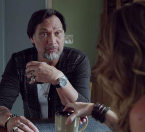 Sons of anarchy : Jimmy Smits porte une Luminor Panerai