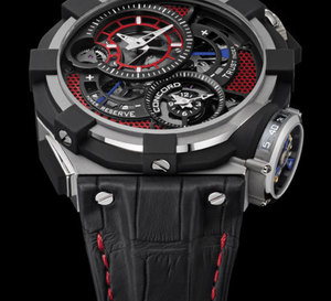 Concord C1 Tourbillon POP Gravity Édition Collector : un tourbillon de couleurs