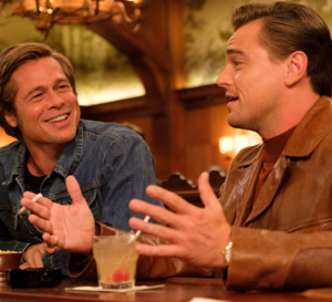 Once upon a time in Hollywood : Leonardo DiCaprio porte une montre Chopard Classic en or