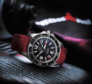 Breitling SuperOcean Ironman : montre d'endurance