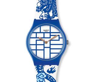 Swatch : une Original Gent pour l'année du dragon