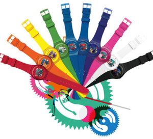 Swatch : des cadrans « squelette » pour la collection New Gent Lacquered