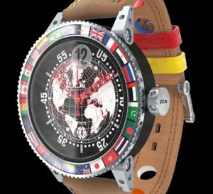 BRM : World-trotter, sa toute première montre GMT