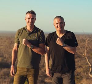 Hublot s'engage pour la sauvegarde des rhinocéros avec SORAI