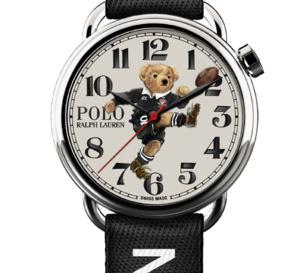 Polo Ralph Lauren : Kicker Bear, un bel hommage au rugby !