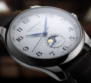 Longines Master Collection : une phase de Lune accessible en 40 ou 42 mm