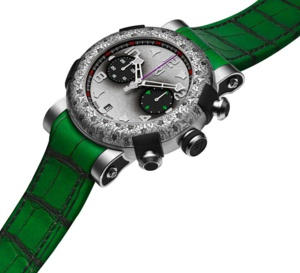 RJ Arraw the Joker : montre maléfique