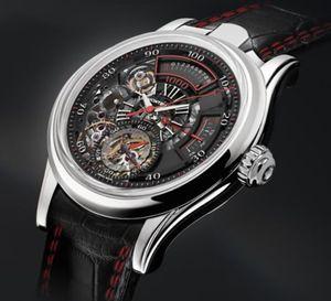 Montblanc TimeWriter II Chronographe Bi-Fréquence 1.000 : au millième de seconde près