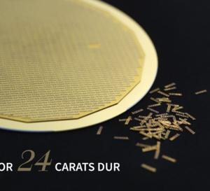 Or 24 carats à forte dureté : une nouvelle matière arrive dans le monde de l'horlogerie