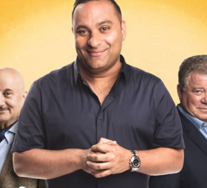 The Indian detective : Russell Peters porte une Rolex Daytona