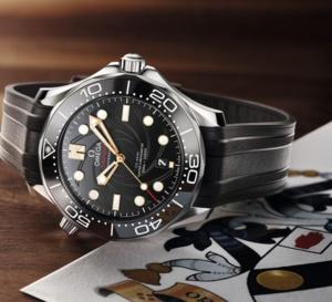 Omega Seamaster Diver 300M : une nouvelle Bond à 7.007 exemplaires