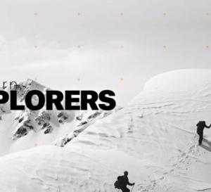 Breitling : sponsor de la série Modern Explorers