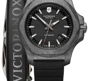 Victorinox I.N.O.X. Carbon Mechanical : elle sort enfin en version auto !