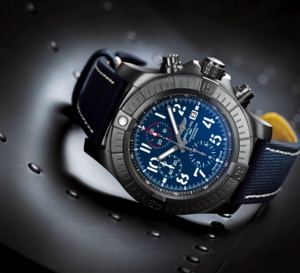 Breitling revisite sa collection Avenger