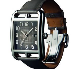 Cape Cod Hermès : l'une des icônes horlogères d'Hermès se pare de « gris étain »