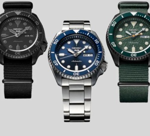 Seiko 5 Sports : la montre sportive japonaise qui enflamme la toile