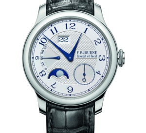 F.P. Journe Automatique Lune : Lune et Grande Date agrandies !