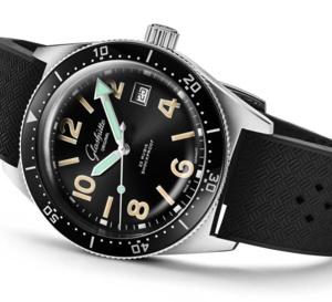 Glashutte Original Spezialist SeaQ : une montre très inspirée