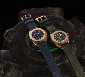 H2O : concours de photos marines helvétiques avec l'horloger Delma