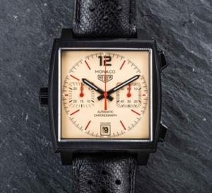 TAG Heuer : une Monaco en édition spéciale et limitée pour The Hour Glass