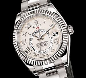 Rolex Sky-Dweller : double fuseau et quantième annuel pour la plus élégante des montres de globe-trotters
