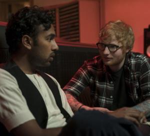 Yesterday : Ed Sheeran porte une Big Pilot IWC