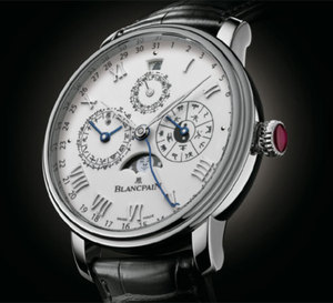 Blancpain Villeret Calendrier Chinois Traditionnel : tout simplement somptueux