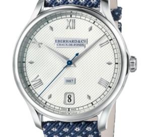 1887 : la nouvelle montre de ville selon Eberhard & Co