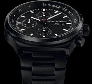 Porsche Design Heritage P'6510 Black Chronograph : le premier chronographe noir