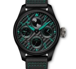 IWC Grande montre d'aviateur Calendrier Perpétuel Mercedes AMG Petronas Motorsport : 10 exemplaires