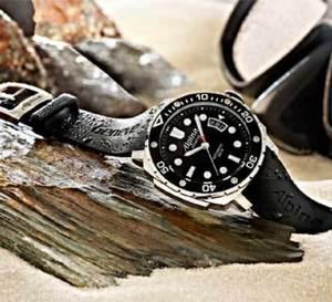 Alpina Extrême Diver : une plongeuse qui a tout pour plaire…
