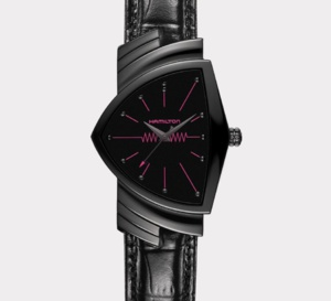 Hamilton x Poggytheman : un classique horloger revisité par l'un des pionniers de la mode nippone