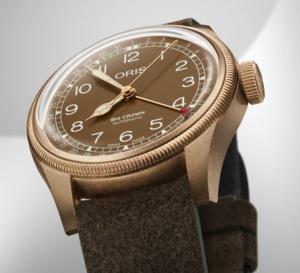 """Oris Big Crown Bronze Pointer Date : l'une des plus belles """"bronzo"""" du marché"""