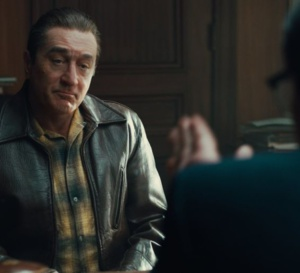 The Irishman : Robert de Niro porte une montre Mathey Tissot