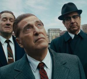 The Irishman : Al Pacino porte une montre Helbros