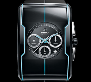 Rado R-One : chronographe résolument futuriste