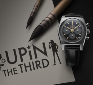 Zenith A384 Revival Lupin The Third Edition : d'un manga aux poignets des collectionneurs nippons