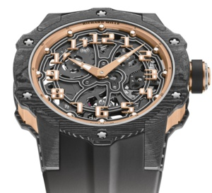 RM 033 : la montre du quotidien selon Richard Mille