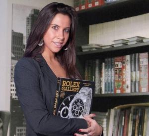 Portrait de Giorgia Mondani : une jeune éditrice horlogère qui ne jure que par Rolex !
