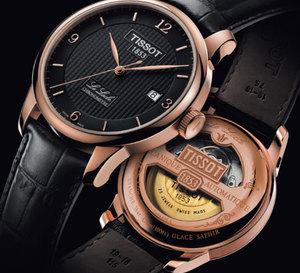 Tissot Le Locle Édition Chronomètre Automatique : précision suisse