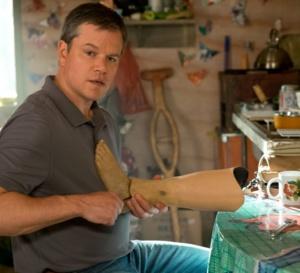Downsizing : Matt Damon porte une Rolex Oyster