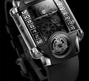 X-TREM-1 de Christophe Claret : horlogerie ultime