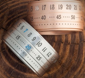 Ring Clock : au doigt et à l'heure