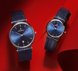 Michel Herbelin : un duo horloger dans la collection Epsilon