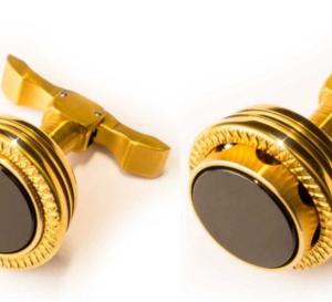 Capra NV : des boutons de manchette pour amateurs de belles mécaniques