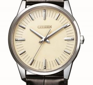 """Citizen """"Caliber 0100"""" : un design ultra épuré pour une précision d'une seconde par an"""