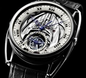 De Bethune DB 28 ST : l'alliance du tourbillon à la seconde sautante