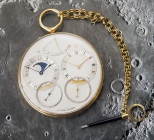 2019 : une année record pour la haute horlogerie chez Sotheby's