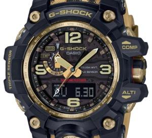 G-Shock Mudmaster : édition spéciale Wildlife Promising pour une heure... léopard