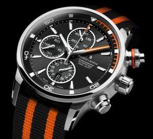 Pontos S : le chronographe de plongée Maurice Lacroix